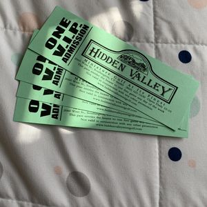 (4) Mini Golf Tickets for Sale in Waterbury, CT