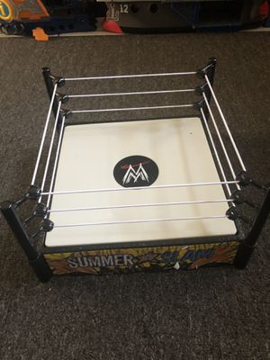 Wwe ring for Sale in Hialeah, FL