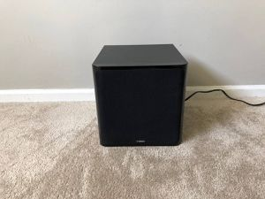 Yamaha Home Theater Surround Powered Active Subwoofer System for Sale in Mount Prospect, IL