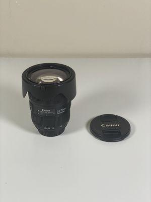 Canon 24-70mm f/2.8L II USM for Sale in Phoenix, AZ
