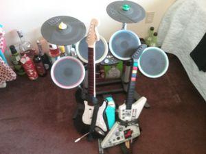 Rock Band 2 Drum Set for Sale in El Monte, CA