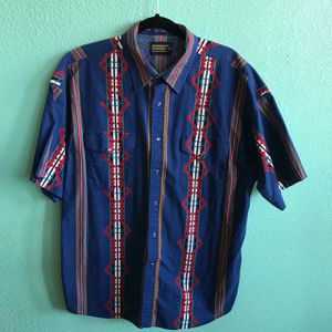 Western Shirt, XL for Sale in Fort McDowell, AZ