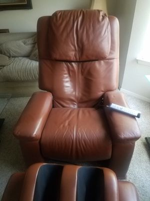 Massage Chair! for Sale in Fresno, CA
