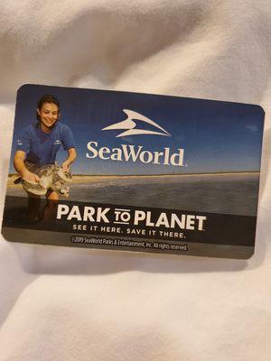 SeaWorld & Aquatica 2 Day Flex Passes with Dining for Sale in San Antonio, TX