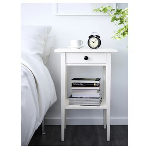IKEA Hemnes Nightstand White for Sale in Los Angeles, CA