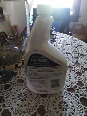 RV WAX for Sale in Akron, OH