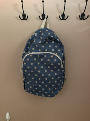 Polka Dot Backpack - kids or women's for Sale in Kirkland, WA