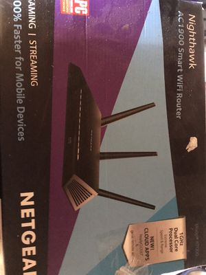 Smart Wifi router for Sale in Bacliff, TX