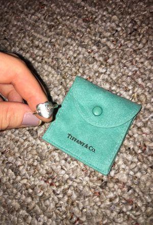 Authentic Tiffany&Co.ring size 7 for Sale in Deltona, FL
