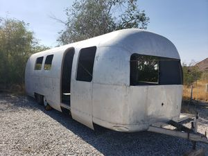 This Airstream trailer blew apart and is now trash for Sale in Ontario, CA