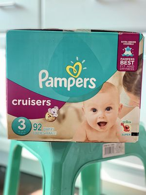 Pampers Cruiser size 3 for Sale in Long Beach, CA