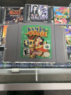 Banjo Tooie $40 Gamehogs 11am-7pm for Sale in Los Angeles, CA