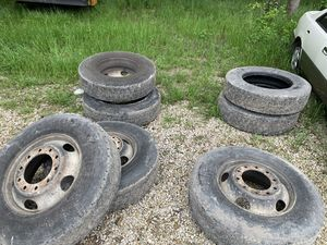 Tractor or trailer tires for Sale in Dallas, TX