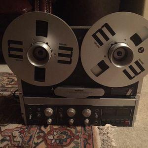 REVOX B77 MK1 PROFESSIONAL STEREO TAPE HI FI RECORDER TESTED HI FIDELITY for Sale in Chandler, AZ