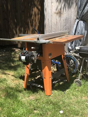 Rigid Saw table for Sale in Nashville, TN