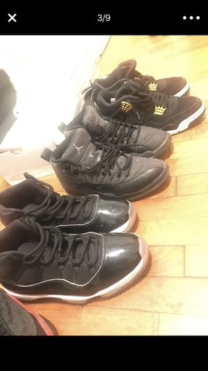Jordan's for sale or trade for Sale in Alexandria, VA