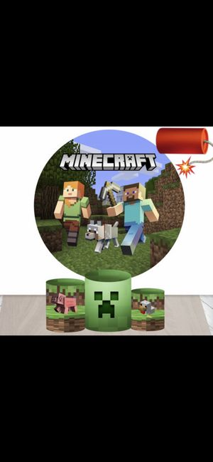 Minecraft party for Sale in Torrance, CA