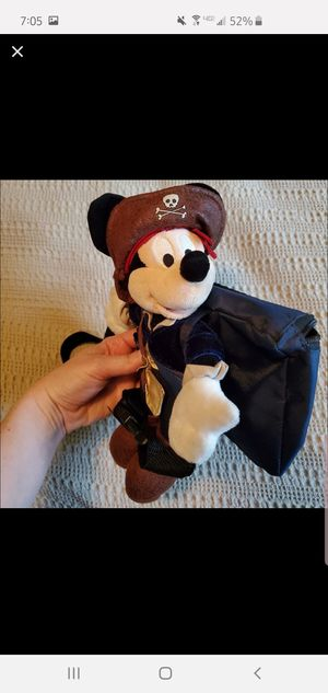 Disney Mickey Mouse Pirate Fanny Pack for Sale in Belleair, FL