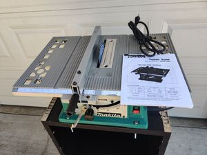 Makita Table Saw PENDING for Sale in Beaverton, OR