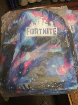Fortnite book bag new for Sale in Alton, IL