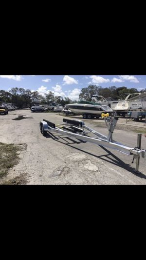 New Sea Hawk Aluminum Boat Trailers, 18-50ft Triple axle. Stainless, LED for Sale in Fort Lauderdale, FL