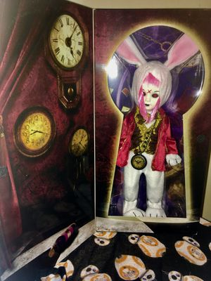 Living Dead Dolls White Rabbit Variant for Sale for sale  Morrisville, PA