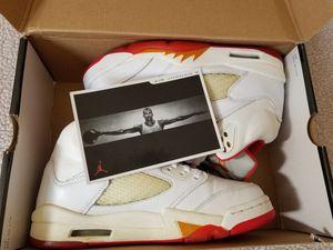 "Jordan ""Sunset"" 5s for Sale in Pasadena, CA"