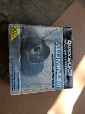 LH Boat Propeller- New for Sale in Los Angeles, CA