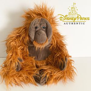 Disney Parks Jungle Book King Louie Orangutan Plush Toy for Sale in Palmetto, FL