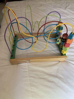 Bead maze toy for Sale in Richmond, VA
