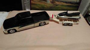 1998 Chevy Pickup and Seadu model set for Sale in Abilene, TX