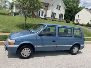 '92 Dodge Caravan..for Sale for Sale in Westminster, MD