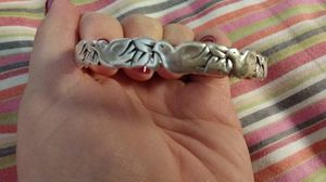 Sterling silver bangle bracelet for Sale in Mesquite, TX