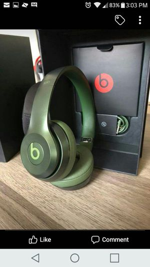 Beats solo 2 wired for Sale in Beaver, PA