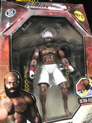 UFC Kimbo Slice action figure (Still in Box) for Sale in FL, US