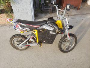 Razor mx650 electric pit bike for Sale in Norwalk, CA