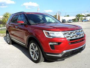 2018 Ford Explorer Limited for Sale in Fort Lauderdale, FL
