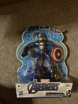 Avengers Bend And Flex Captain America for Sale in Brooklyn,  NY