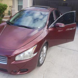 Nissan Maxima Sv for Sale in Tucson, AZ