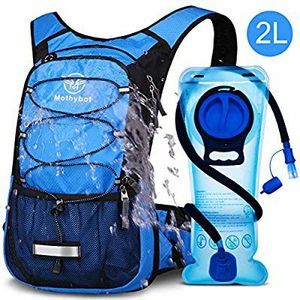 Insulated Hydration Backpack Pack with BPA Free 2L / 70oz Waterproof Bladder Hiking Backpack for Kids, Men and Women- Keep Liquid Cool up to 5 Hours - for Sale in Rancho Palos Verdes, CA