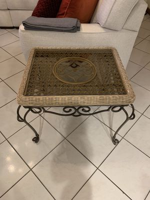 Two Side Tables $70 for Sale in Miami, FL