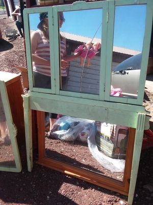 1923 antique mirror for Sale in Bend, OR