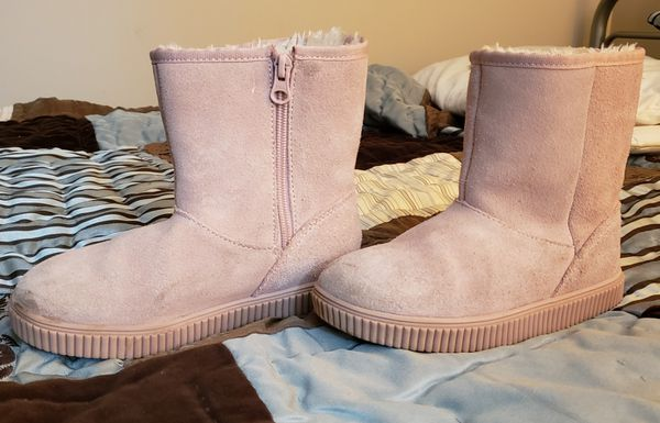 Girls Cat and Jack Winter Boots