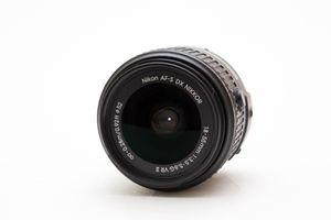 Nikon Nikkor 18-55mm G II VR AF-S Lens! for Sale in Chula Vista, CA