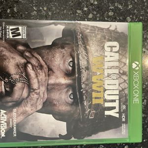 Call Of Duty WW2 Xbox One for Sale in Chandler, AZ
