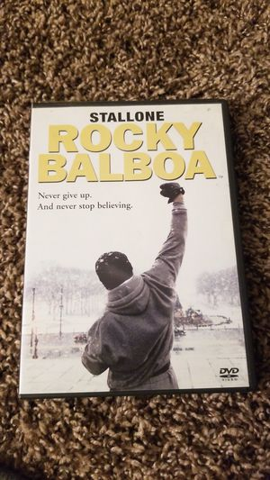 Rocky Balboa for Sale in Riverside, CA