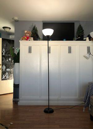 5 ft 11in Black Floor Lamp for Sale in Anaheim, CA