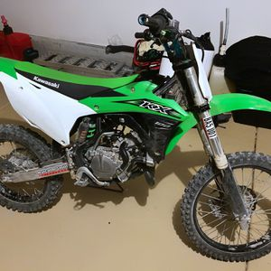 2016 Kawasaki KX 100 6 Hours Only for Sale in San Marcos, CA