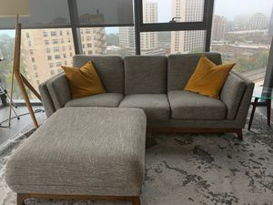 Article Sofa & Ottoman for Sale in Chicago, IL