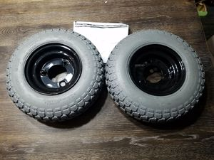 floor scrubber Tires and rin for Sale in Katy, TX